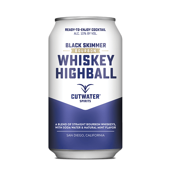 Buy Black Skimmer Whiskey Highball (4 Pack - 12 Ounce Cans) online from the best online liquor store in the USA.