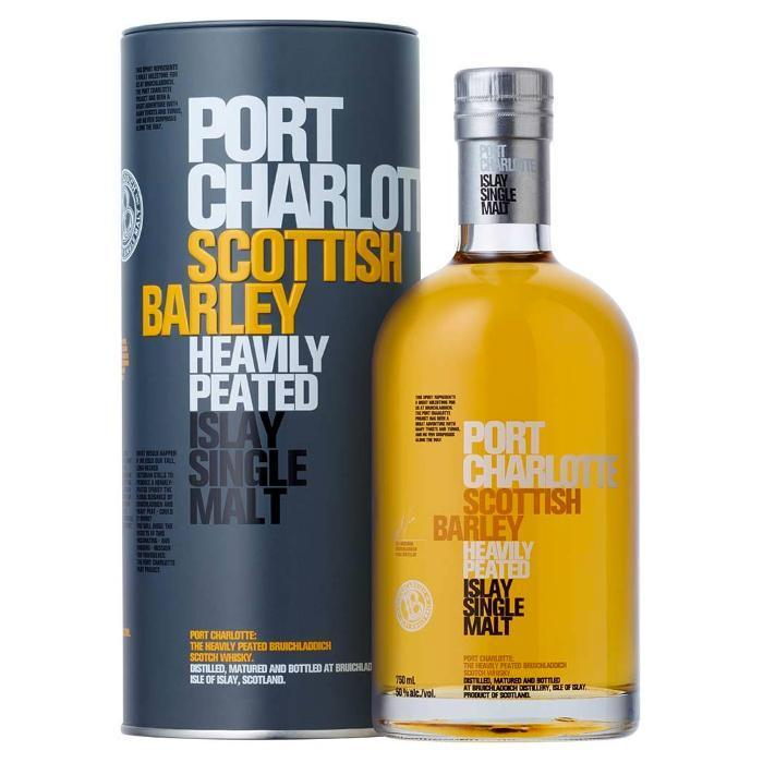 Buy Port Charlotte Scottish Barley online from the best online liquor store in the USA.