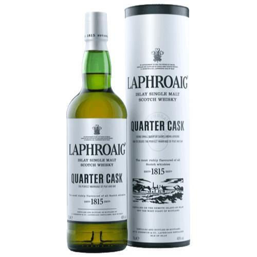 Buy Laphroaig Quarter Cask online from the best online liquor store in the USA.