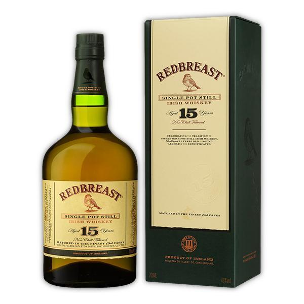 Buy Redbreast 15 Year Old online from the best online liquor store in the USA.
