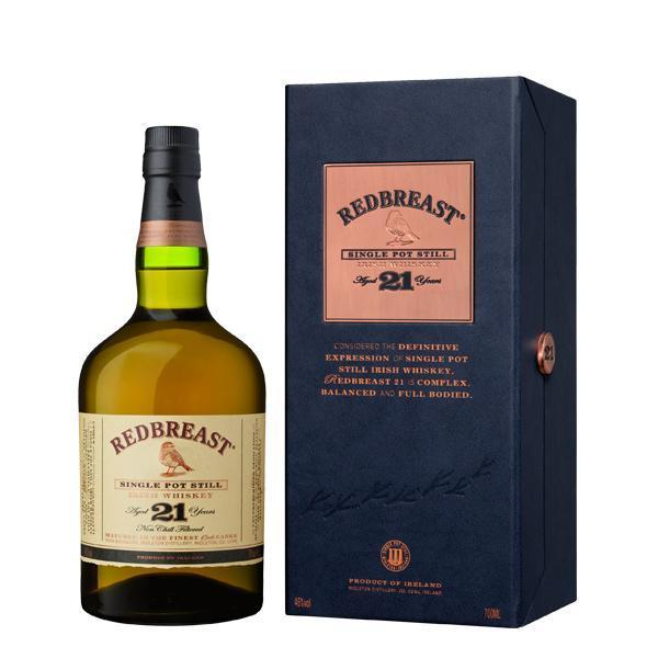 Buy Redbreast 21 Year Old online from the best online liquor store in the USA.