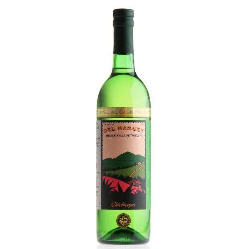 Buy Del Maguey Chichicapa Special Cask Finish online from the best online liquor store in the USA.
