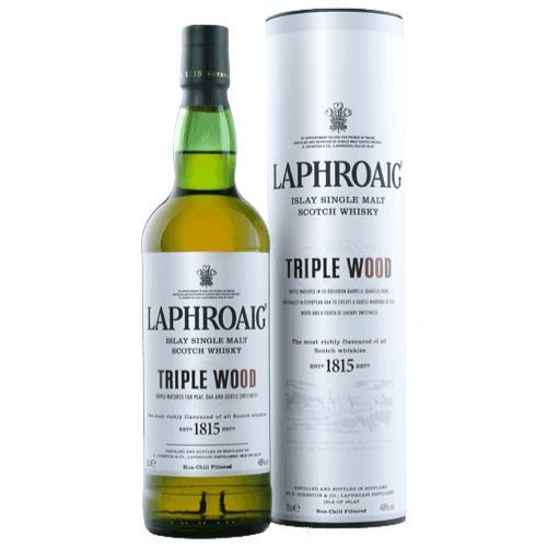 Buy Laphroaig Triple Wood online from the best online liquor store in the USA.