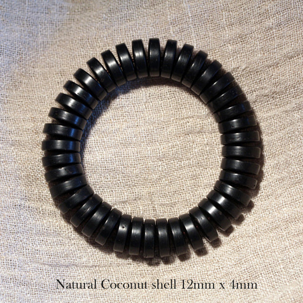 Natural Coconut Shell Bracelet