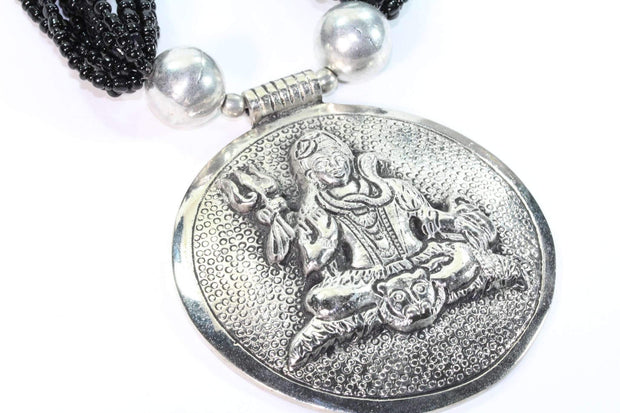 Third Eye Shiva Necklace