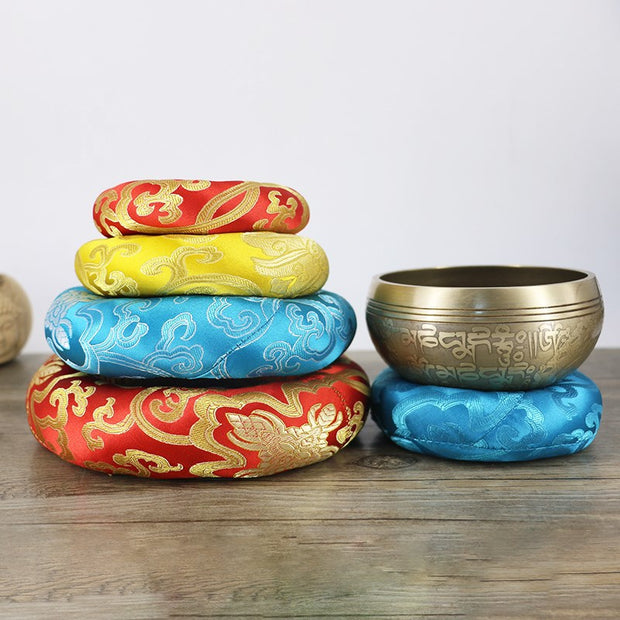 Singing Bowl Cushions