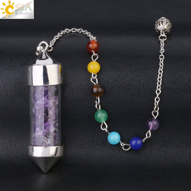 Reiki Bottle Pendulum