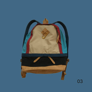 MULTI COLOR DAY PACK