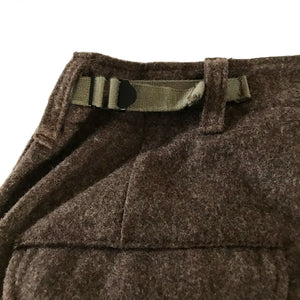 FLANNEL 6 POCKETS CARGO