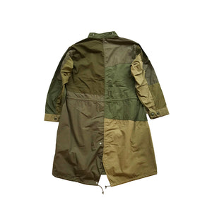 PATCHWORK M-65 MODS COAT