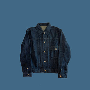 DENIM 1st JACKET
