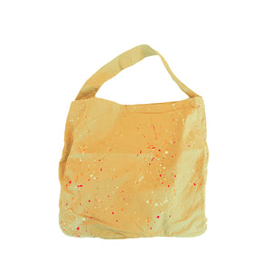 SHOULDER BAG with PAINT