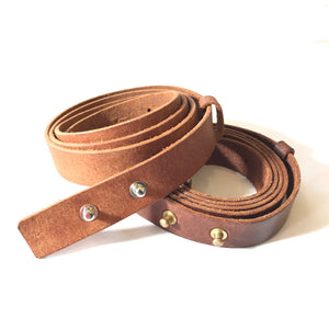 PUEBLO LEATHER BELT