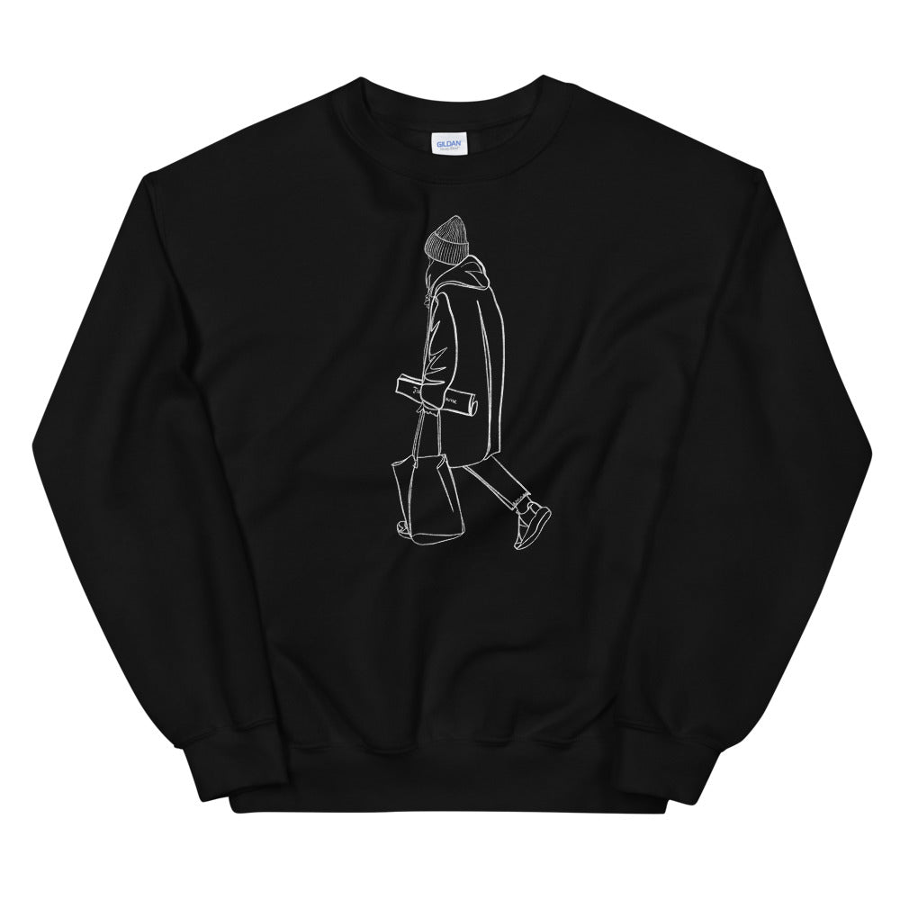 Commuter Unisex Sweatshirt