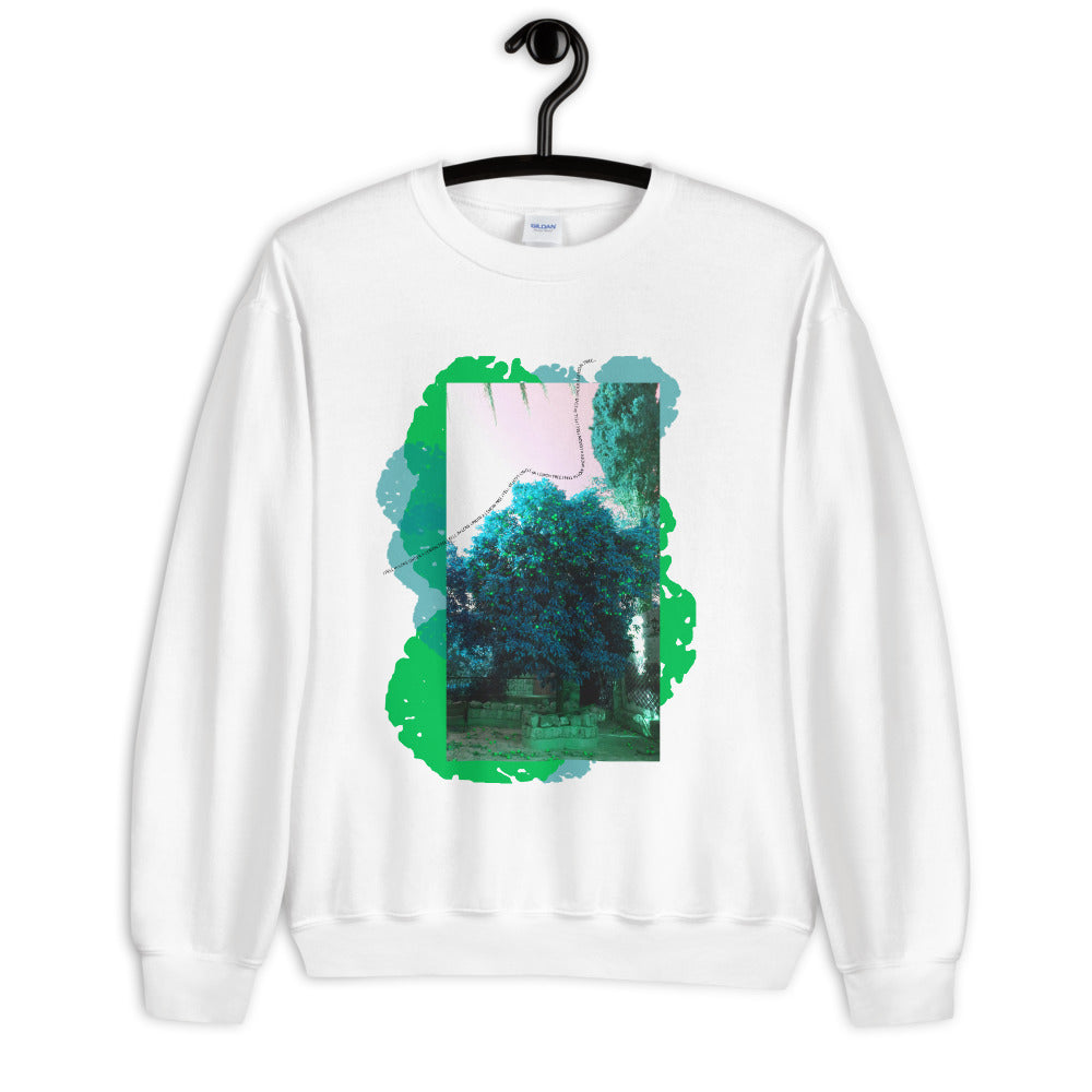 Under the Lemon Tree Unisex Sweatshirt