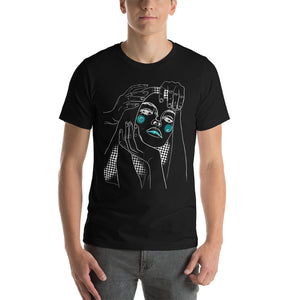 Caring Hands Short-Sleeve Unisex T-Shirt