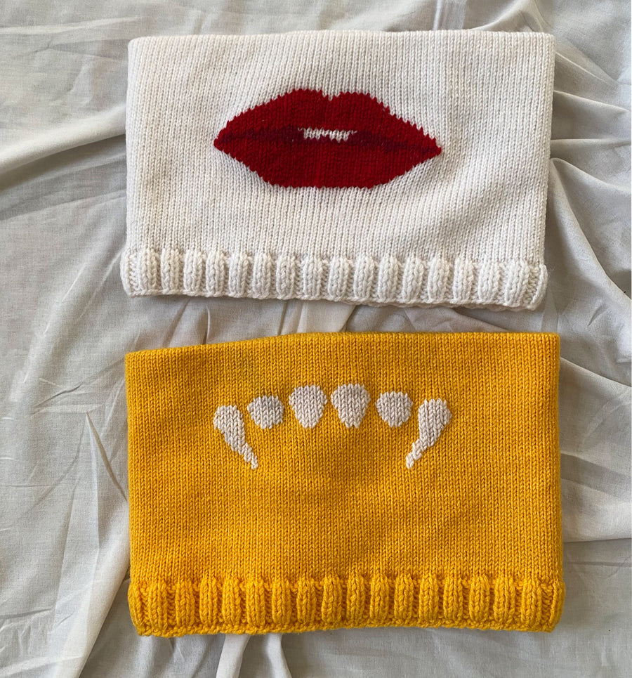 NECK WARMER COUPLE SET