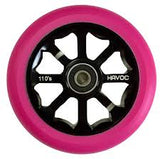 Havoc pro scooter pink spoke wheel 110mm