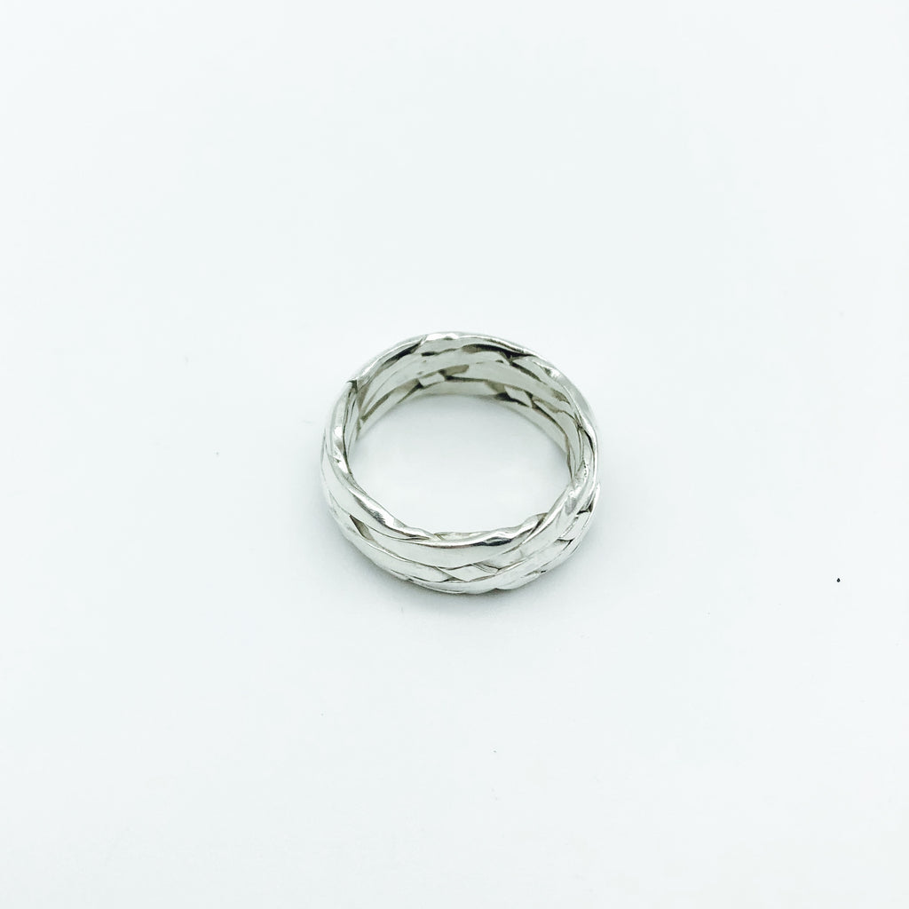 Braided ring - KazMexico
