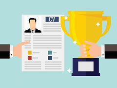 Interview winning school leaver CV