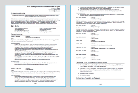 Resume 2 Pages Sample - 2 Page Resume: Will It Crush Your Chances