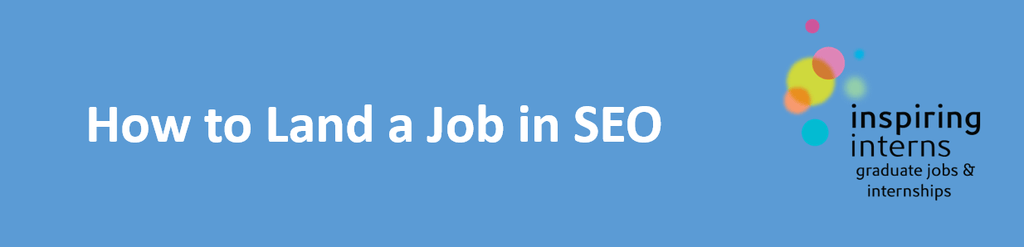 How to land SEO job