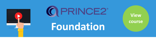 Prince2 Foundation Course
