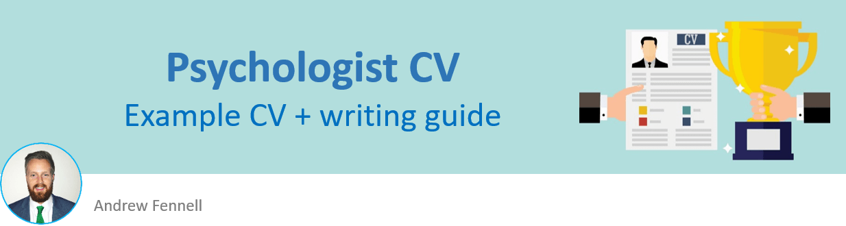 psychologist CV example