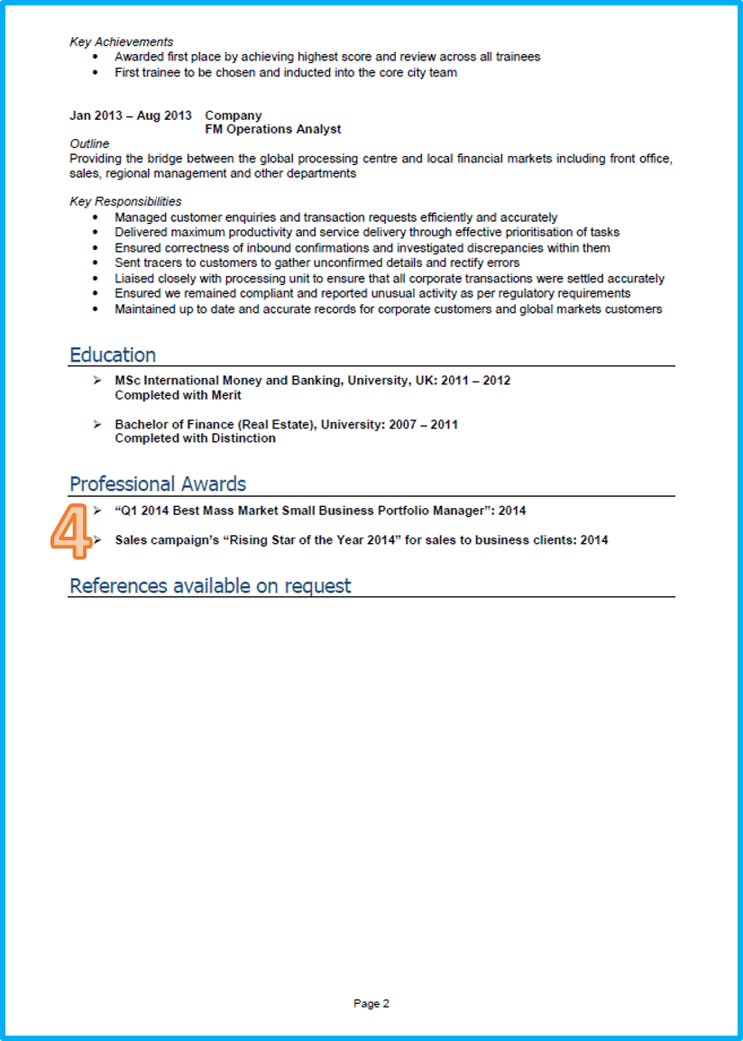 achievement examples for resume resume writing academic achievement examples for resume example good s template page