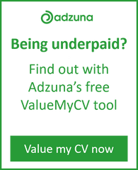 Get a free valuation of your CV