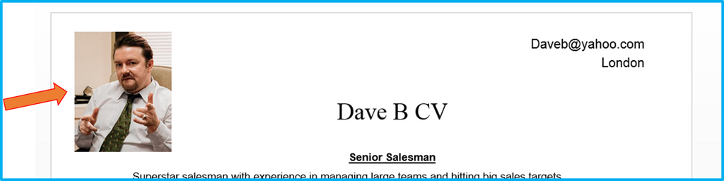 39 Cv Mistakes To Note When Writing Your Cv