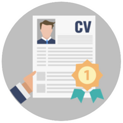 Delivering your new CV