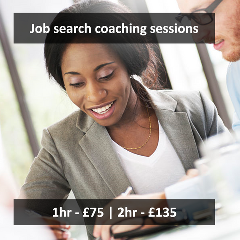 Job search coaching