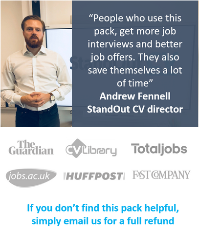Pro Job Hunter Pack