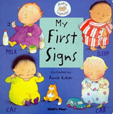 My First Signs by Annie Kubler