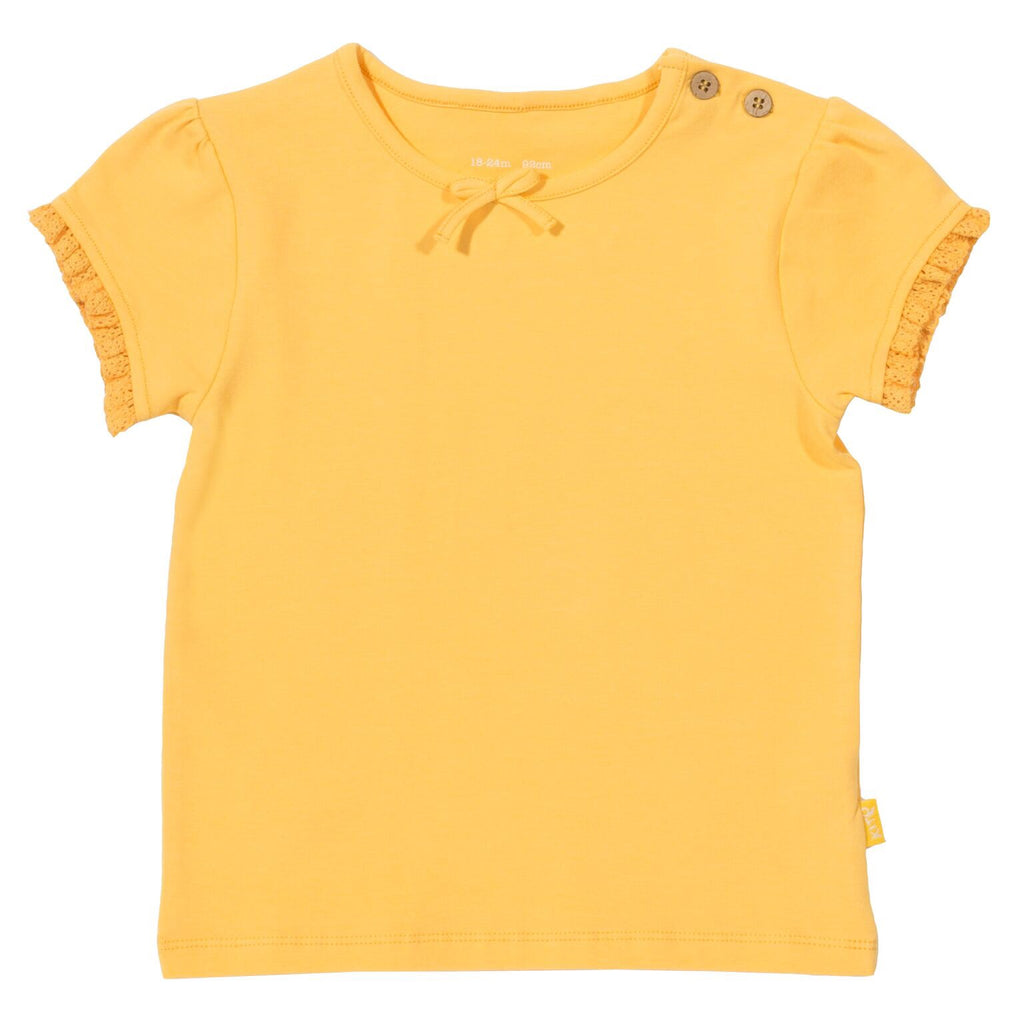 Mini Go-To Top Yellow