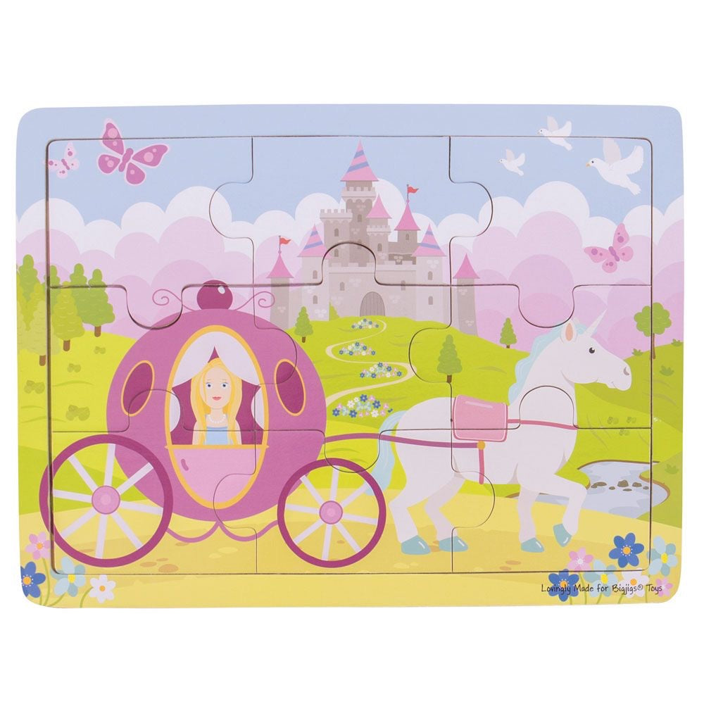 Princess Tray Puzzle