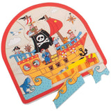 Pirate Layered Arched Puzzle