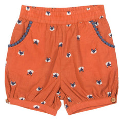 Foxy Bloomers