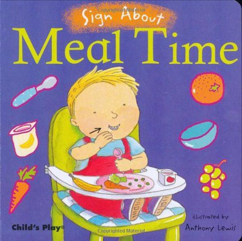 Signs About Meal Time by Anthony Lewis
