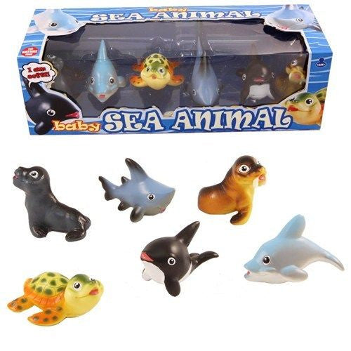 Baby Sea Animals