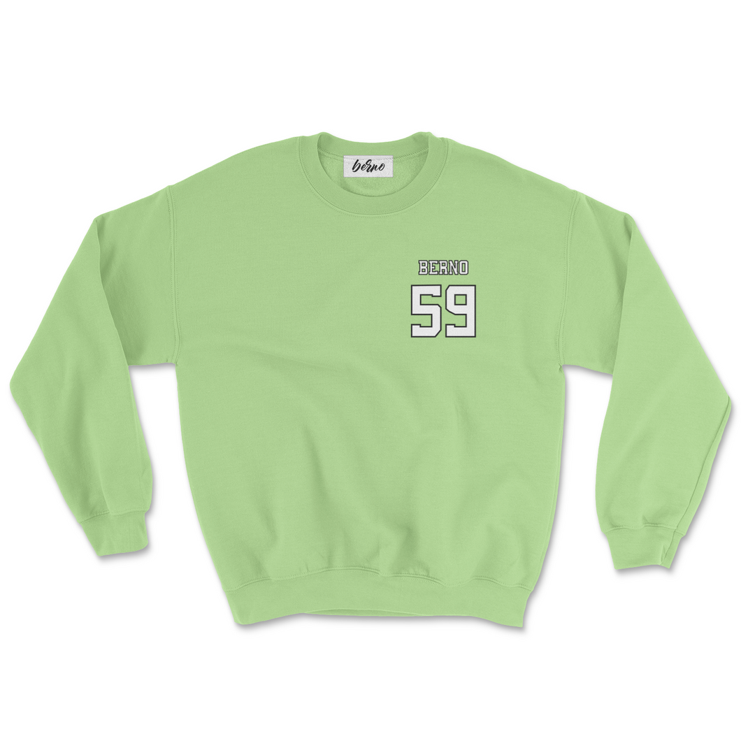 The American Sweat:  Mint 59
