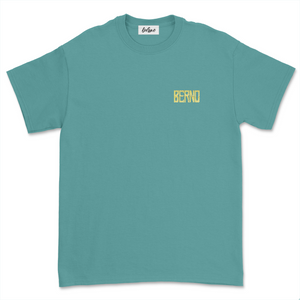 The Tee - Turquoise Thunder