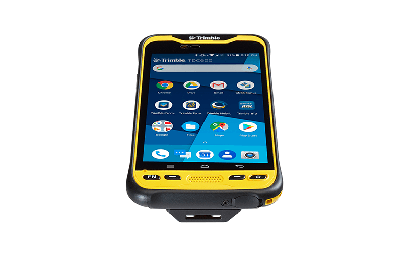TDC600 - Colector de Datos Trimble