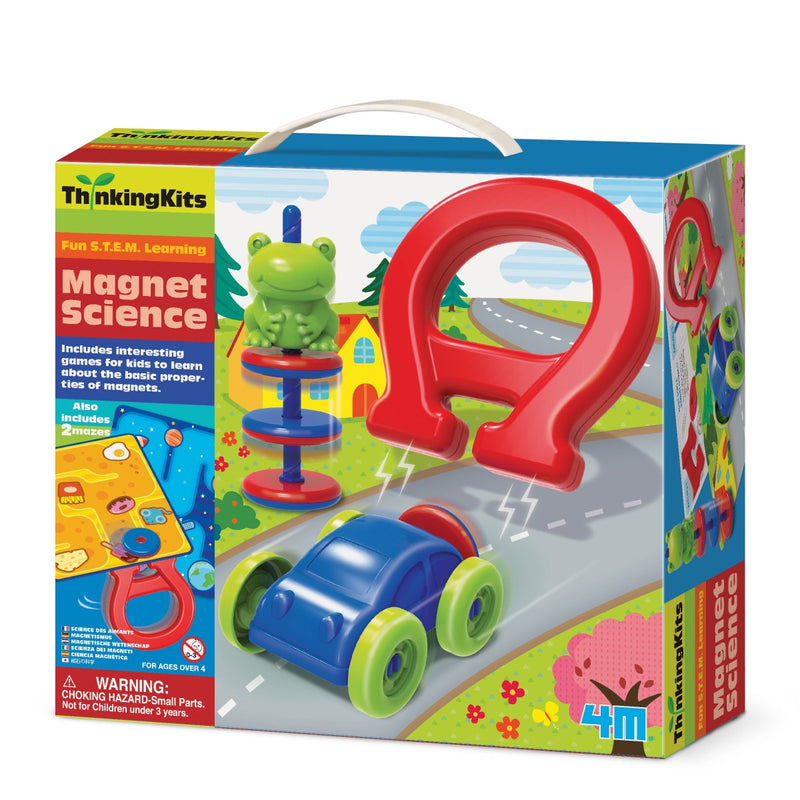 4M Thinking Kits/ Magnet Science