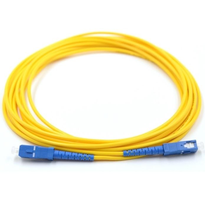 Atlantic SC to SC - Simplex - Singlemode Patch Cable