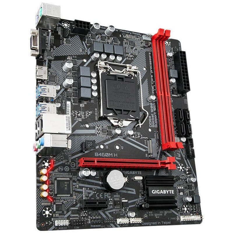 Gigabyte B460M H Ultra Durable Motherboard