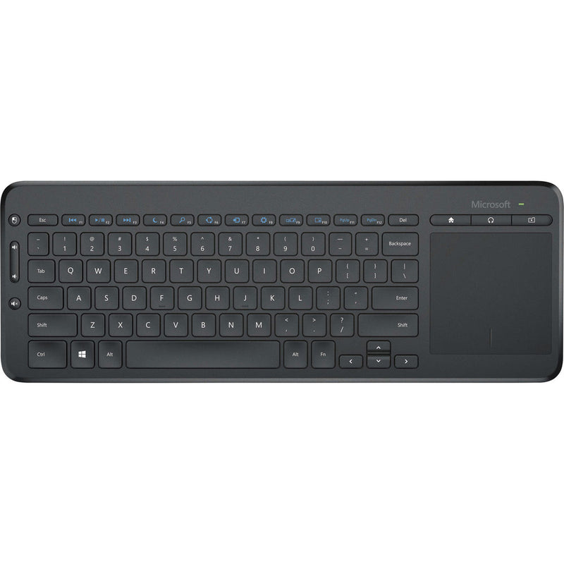 Microsoft All-in-One Media Keyboard - Arabic