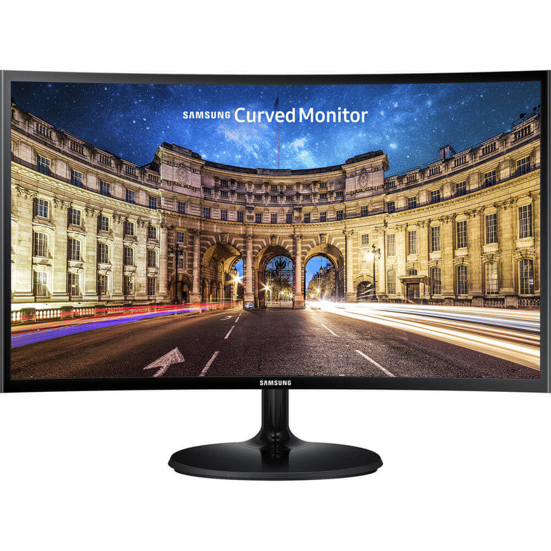 "Samsung 27"" LC27F390 FHD VA 60Hz Curved LCD Monitor"