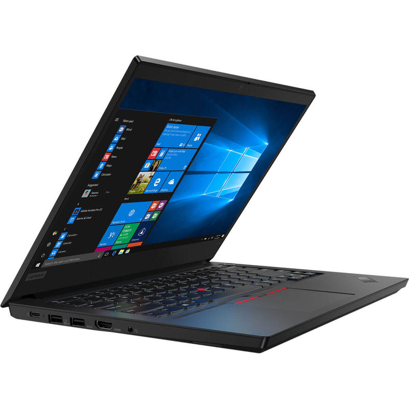 "Lenovo ThinkPad E14 - Core i7-10510U, 8GB RAM, 1TB HDD, AMD RX640 2GB, DOS, 14"" FHD"